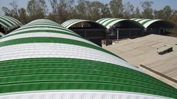 Trussless Roof Manufacturers Suppliers Amp Exporters