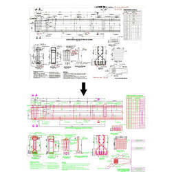 Scan Image to CAD Services
