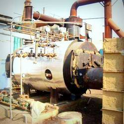 Bagasse Fired Steam Boiler