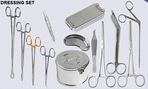 Dressing Instrument Set | Gaurav International | Exporter in