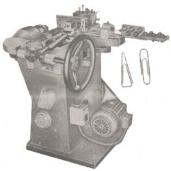 Gem Clip Making Machinery