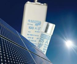 Systems Protection Fuses (Solar-PhotoVoltaic)