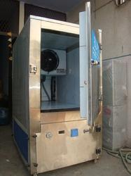 Stainless Steel Blast Freezer, Single Door