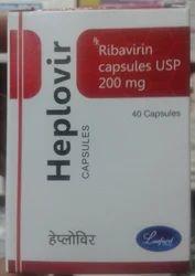 Heplovir 200 Mg - Ribavirin 200