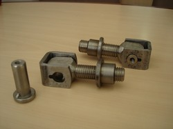 Mild Steel Hinge Assembly, Bronze