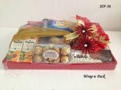 Decorative Hamper Trays