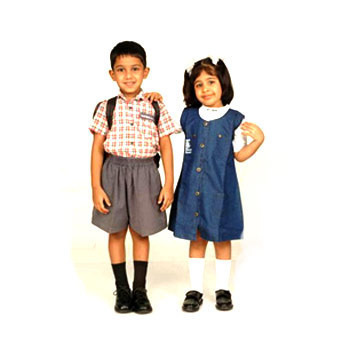 Kids Uniform | Marks Uniform | Manufacturer in Alwar | ID