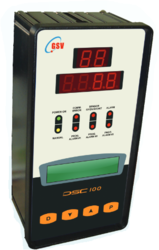 Data Loggers with LED and LCD Display