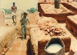 Pre Construction Anti Termite Treatment Service