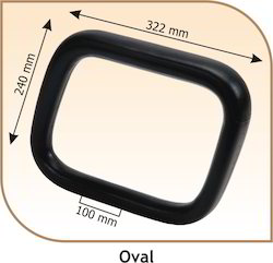 Oval Shaped Chair Handle