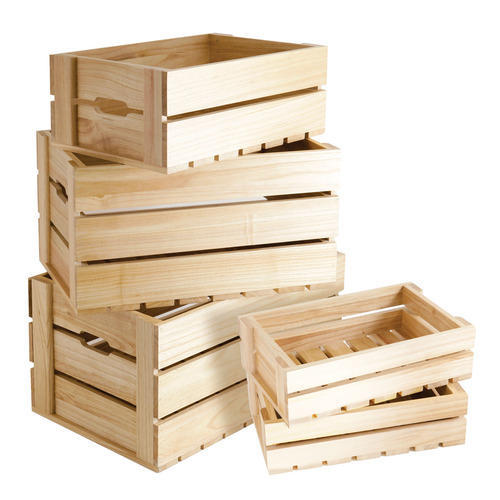 Retail Display Wooden Boxes Shri Balaji Wood Fabs Manufacturer