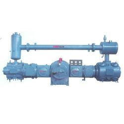 Horizontal Balanced Opposed Compressor