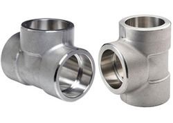 ASTM A182 F316 / 316L Tee Fittings