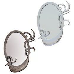 Plated Iron Mirror