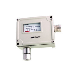 Baumer Pressure Switch (Weather Proof) Piston Type