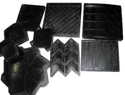 Rubber Moulds