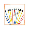 Plastic Color Children's Knitting Pins, Packaging Size: 10 Pairs / Box