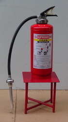 Supremex Stainless Steel IRS Approved Mechanical Foam Fire Extinguisher, Capacity: 5Kg