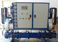 Water Cooled Scroll Chiller R-407C