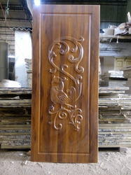 3D Carving Membrane Door