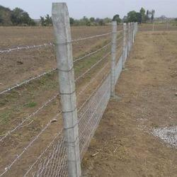 Barbed Wire Fencing Service