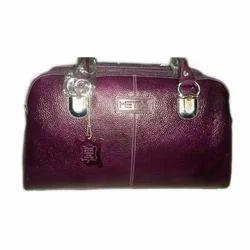 Shine Leathers Pu Leather Geniune Ladies Designer Hand Bag