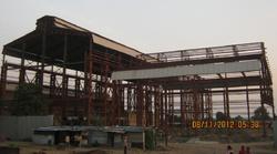 Industrial Shed for Ambika Waste Management Pvt. Ltd.