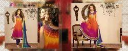 Latest Designer Salwar Suit Material