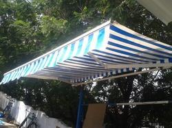 Fabric Fixed Awning