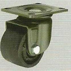 Nylon Wheels with Double Ball Bearing