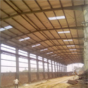 Pre Engineered Industrial Building Structure