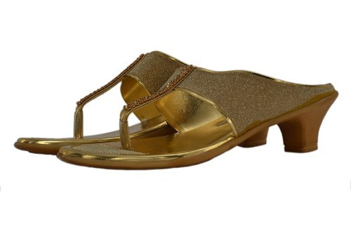6b6cba95e1ae77 Girls Party Wear Sandals - View Specifications   Details of Ladies ...
