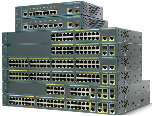 Cisco Catalyst 2960 Series Switches At Rs 8000 Unit S Cisco Switches Bit N Byte Solutions