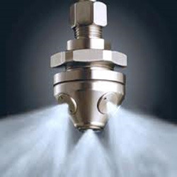 High Velocity Water Spray Systems
