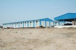 Steel Prefabricated Storage Buildings