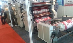 Reel To Reel Printing Machine28x48