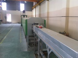 Continuous Heat Treatment Plant