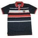 Striped Polo T-Shirts