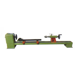 1hp Wood Turning Lathe Machine, For Industrial
