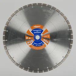 Norton 4 Inch Clipper Atlas Segmented Saw Blades, For Stone Cutting