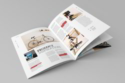 Vinyl Business Brochure Printing Service, in Local Area