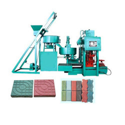 Tiles Making Machine