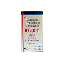 Bendamustine Hydrochloride for Injection, As Prescribed, for Clinical