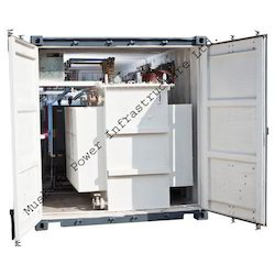 Mobile Substation Transformers - Unitized Package Substation