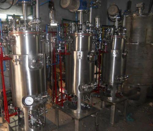 Bio Pesticide Production Plant | Shree Biocare India (shree