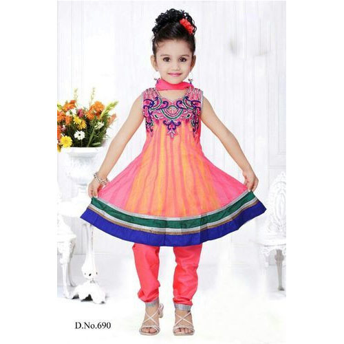 baby-punjabi-suit-500x500 Punjabi Dress for Kids- 30 Best Punjabi Outfits for Children