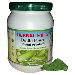 Premium Dudhi Powder - Weight Management Green Food Powder - 100 gms