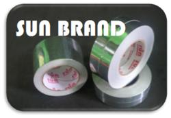 Sun Brand Aluminium Aluminum Foil Tape, For Industrial