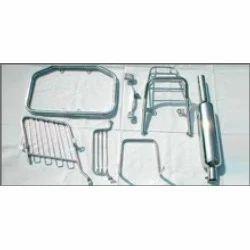 Tubular and Sheet Metal Components