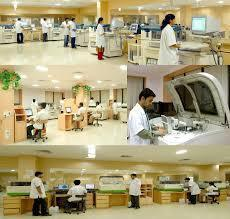 Diagnostic Centers Services